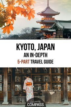 Kyoto, Japan, an In-Depth Travel Guide. Asia's most romantic culture trav… Kyoto, Japan, an In-Depth Travel Guide. Romantic Vacations, Romantic Getaway, Romantic Travel, Overseas Travel, Asia Travel, Japan Travel, Travel Usa, Kyoto Travel Guide, Travel Guides