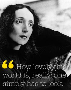 Joyce Carol Oates on Wonder, Consciousness, and the Art of Beholding Beauty, Brain Pickings, May 14, 2014. #consciousness #wonder #beauty