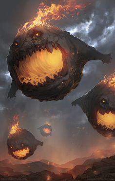 Bomb!, Jesse Keisala on ArtStation at https://www.artstation.com/artwork/16V6X?utm_campaign=digest&utm_medium=email&utm_source=email_digest_mailer