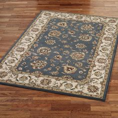 Ancient Medallions Area Rugs