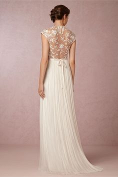 Zoe Gown | Wedding Dresses at BHLDN
