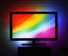 Lightpack - Ambient Backlight for Displays | DudeIWantThat.com