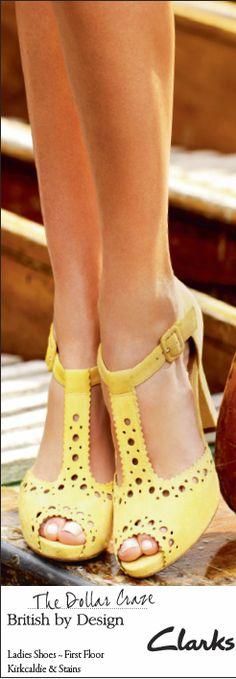 Clarks Shoes- I sooooo want these!!