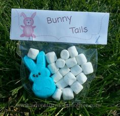 Easter Treat: Bunny Tails