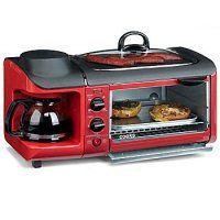 Countertop Oven 3-in-1 Breakfast Center -- the future is here, people $35