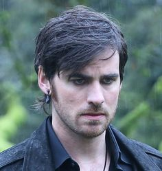 Colin O'Donoghue -Killian Jones - Captain Hook -on Once Upon A Time 5x21