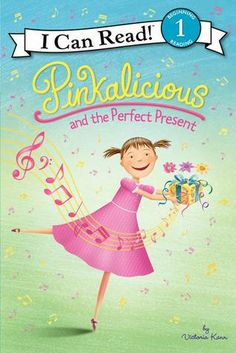 Pinkalicious and the Perfect Present (I Can Read Book 1)
