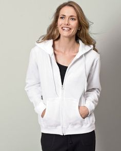 Gildan Women's Heavy Blend Full-Zip Hooded Sweatshirt ** You can find out more details at the link of the image.