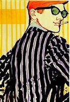 Cover Design SIR No 2 1964 by René Gruau   #René #Gruau #posters #fashion