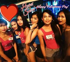 Bars And Clubs, Phuket, Nightlife, Happy Valentines Day, More Fun