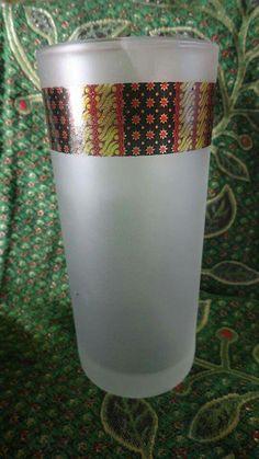 Batik Glass/Custom Created