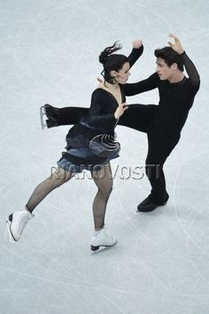 Tessa Virtue / Scott Moir(Canada) : ISU Grand Prix of Figure Skating Final 2012