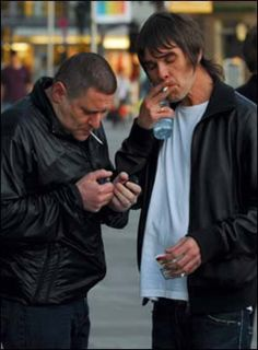 #madchester united #ian brown #shaun ryder