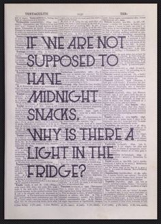 nice Quirky Funny Kitchen Quote Print Vintage Dictionary Wall Art Midnight Snack Diet by http://www.best99-home-decor-pics.club/homemade-home-decor/quirky-funny-kitchen-quote-print-vintage-dictionary-wall-art-midnight-snack-diet/