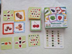 Frutas y grupos de frutas