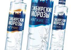 Сибирские морозы — водка в дизайне от STUDIOIN / Торговая марка: Сибирские морозы/Агентство:STUDIOIN Дизайн 2012 был хорошо принят потребителем, особенно в северной части страны. Пришло время обновить продукт. Теперь среди ряда «зимних» водок, Сибирские морозы выделяются этикеткой сложной формы и уникальной бутылкой с реалистичным ледяным рельефом.На стекле следы вьюги и из этих же ледяных узоров складывается символпродукта — северный олень. Лесной пейзаж, плывущие холодные облака, ...