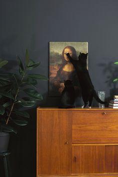 Kurzer Prozess mit Mona-Lisa