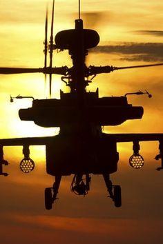 Apache Long Bow