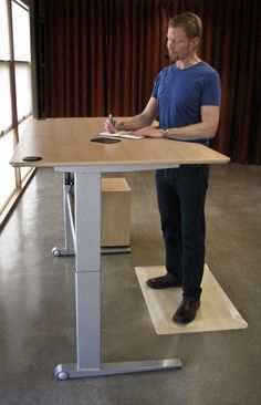 sustainable and reliable, the bamboo jarvis desk is a beautiful