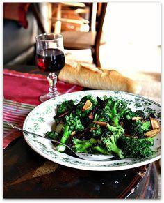 Un dimanche a la campagne: Vert Ottolenghi : brocolis grillés au piment et à ...
