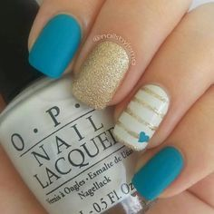 trendy summer nail art designs 2016  http://miascollection.com                                                                                                                                                                                 More