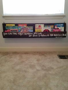 53 Ideas pallet furniture bedroom kids book shelves for 2019 Ladder Shelf Diy, Pallet Shelves, Book Shelves, Trendy Furniture, Pallet Furniture, Book Furniture, Baby Girl Quotes, Kids Bedroom, Bedroom Ideas
