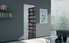 Usi de interior glisante Flush Doors, Palette, Architrave, Pocket Doors, How To Look Classy, Double Doors, Sliding Doors, Tall Cabinet Storage, Minimalism