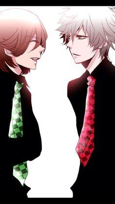 Reiji & Ranmaru