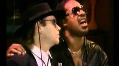 dionne warwick elton john stevie wonder and gladys knight that's what friends are for - YouTube