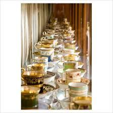 Gilded cups