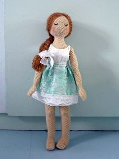 I am in LOVE with these dolls. I only wish there were more!