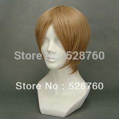 Cosplay Wigs Inspired by DuRaRaRa!!-Mitsujima  Free shipping