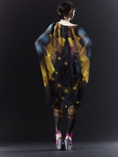 Modern Love - Autumn Winter 2012 by sarah arnett, via Behance