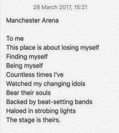 The Horsfall ( Finding I Am, Manchester Art, Losing Me, Twitter