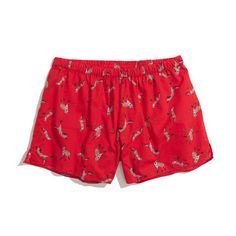 Fox Sleep Shorts