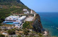 Venue: Hotel Chiaia di Luna Aerial View