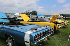 Just a few classics hanging out. #Dodge #Classics #HistoryOfDodge