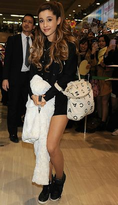 16655800d7 Ariana Grande media gallery on Coolspotters. See photos