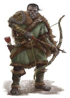 Orc ranger
