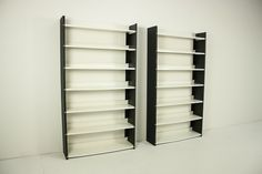 Industriele Pilastro boekenkast