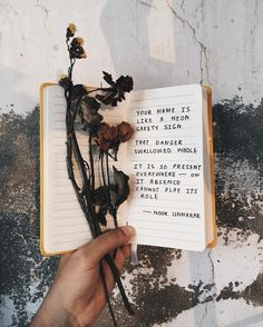 poetry by noor unnahar // words quotes indie pale grunge hipsters aesthetics tumblr instagram creative photography ideas inspiration notebook journal journaling floral dry flowers poetic artsy beige aesthetic women writers of color teen pakistani artist handwritten diary
