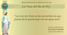 MISIONEROS DE LA PALABRA DIVINA: LA FRASE DEL DÍA