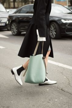 Celine small twisted cabas