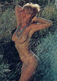 Bikini clip nude or naked
