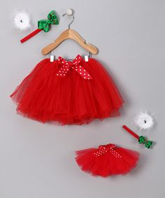 Look at this precious from Zulilly....a matching doll tutu!