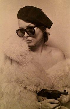 Béret - Style distinctif - F/W 15-16 - Debbie Harry