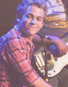 Aww Hunter <3 He made me feel better! My Doctor who isn't working right now DX UGGGHHH... Then I see him :D