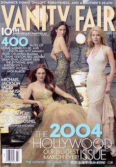 Jennifer Connelly - Vanity Fair Magazine [United States] (March 2004)