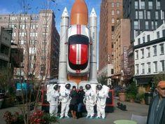 Streetplanneur >> Mini en route pour l'espace