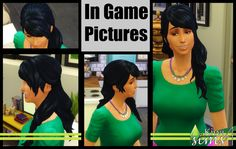OOOOH sideswept Banging bangsYour treat has arrived 3100 followers When the sims…
